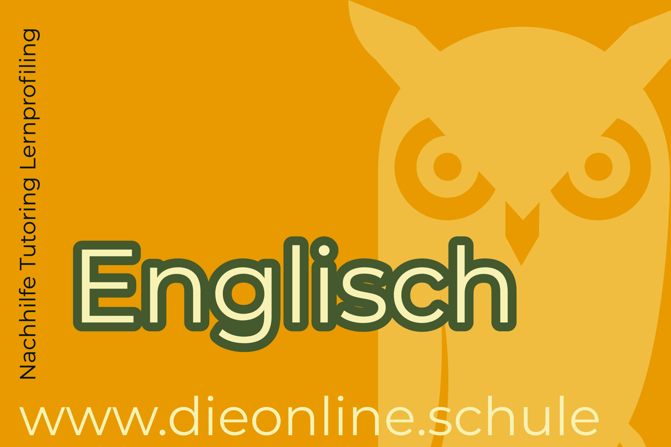 Fachraum Englisch