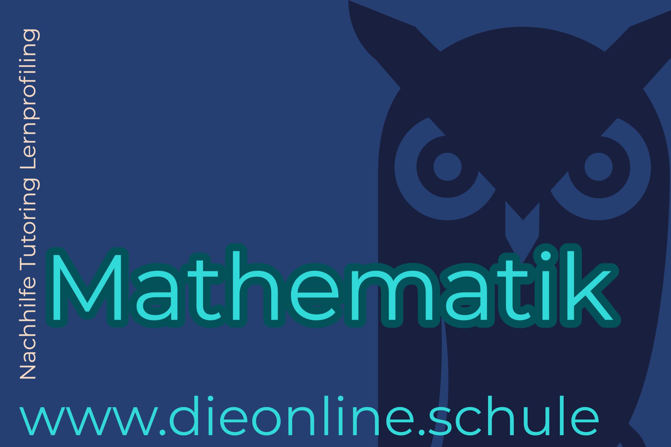 Fachraum Mathematik